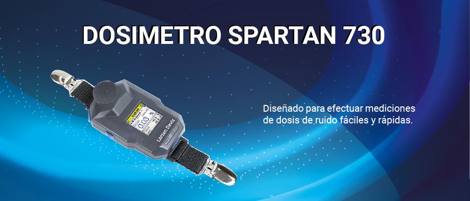 Dosimetro Spartan 730